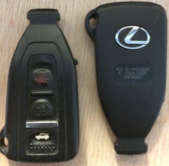 Toyota Car key replacement near me