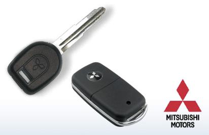 Mitsubishi Car key replacement services orlando