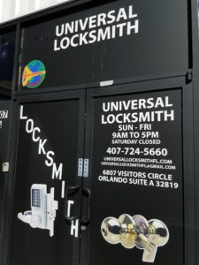 locksmith services orlando