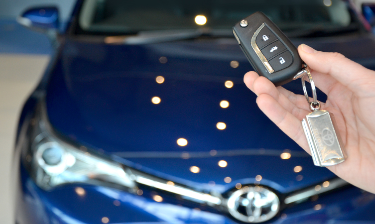Toyota Car key replacement services orlando