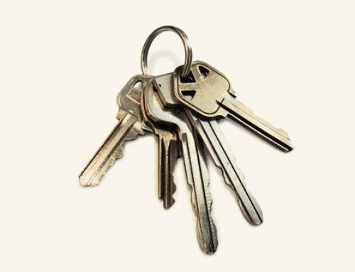 What to do when you lose your home keys or car keys